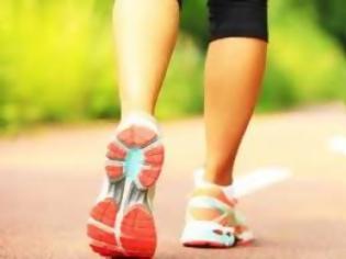 Φωτογραφία για «Μύθος» τα 10.000 βήματα; - Δείτε πόσο χρειάζεται να περπατά κάποιος για να χάσει βάρος