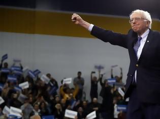 Φωτογραφία για Ο Σάντερς θα καταστρέψει την αμερικανική οικονομία, λέει ο πρώην πρόεδρος της Goldman Sachs