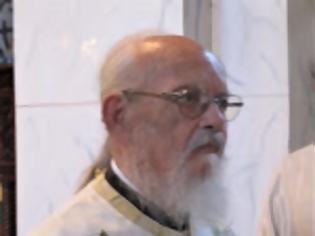 Φωτογραφία για Αρχιερατική Λειτουργία και 40ήμερο Μνημόσυνο του π. Αθανάσιου Βαμβίνη