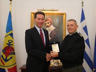 Φωτογραφία για Επίσκεψη του Συμβούλου Εξωτερικής Πολιτικής της USEUCOM στην Ελλάδα