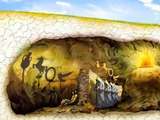Φωτογραφία για Το Μάτριξ και η Σπηλιά του Πλάτωνα -Πως συνδέονται