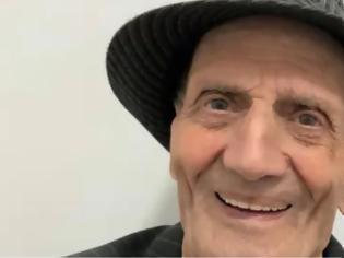 Φωτογραφία για Βρετανία: Κάλεσαν Ιταλό 101 ετών να παρουσιάσει τους... γονείς του