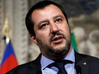 Φωτογραφία για Ιταλία: «Ναι» από τη Γερουσία σε παραπομπή του Σαλβίνι σε δίκη