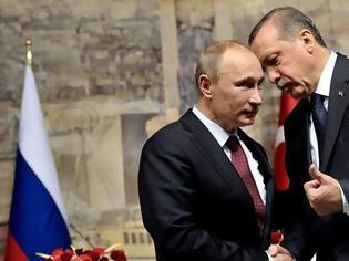 Φωτογραφία για Ρωσία κατά Τουρκίας για προβολή των επιθέσεων στη Συρία για πολιτικά συμφέροντα