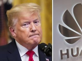 Φωτογραφία για Τραμπ: Παράταση 45 ημερών στις αμερικανικές εξαγωγές υλικών προς την κινεζική Huawei