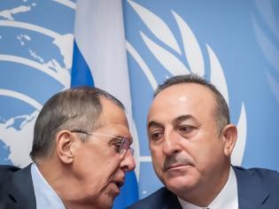 Φωτογραφία για Την Κυριακή η συνάντηση Λαβρόφ - Τσαβούσογλου στο Μονάχο εν μέσω των εντάσεων στη Συρία