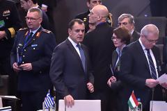Ολοκλήρωση συμμετοχής ΥΕΘΑ Νικολάου Παναγιωτόπουλου στη φθινοπωρινή Σύνοδο των ΥΠΑΜ του ΝΑΤΟ στις Βρυξέλλες