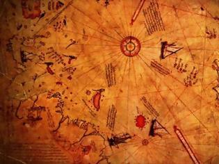 Φωτογραφία για Ο μυστηριώδης Χάρτης της Κωνσταντινούπολης του 1513…