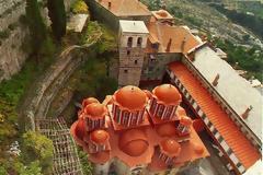 13181 - Αγρυπνία απόψε στο Άγιο Όρος. Πανηγυρίζει η Ιερά Μονή Αγίου Παύλου.