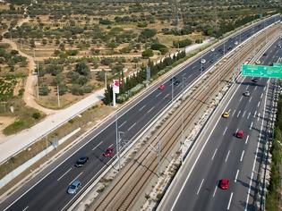 Φωτογραφία για Ο πιο σύγχρονος, κορεσμένος και πανάκριβος αυτοκινητόδρομος
