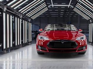 Φωτογραφία για Πάει και η Tesla: Πώς η «μεγάλη αμερικανική επένδυση» που είχε προαναγγείλει ο Α.Γεωργιάδης κατέληξε στην... Βουλγαρία!
