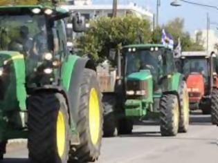 Φωτογραφία για Κάλεσμα της ΟΑΣ Αιτωλοακαρνανίας στην απεργιακή συγκέντρωση στο Αγρίνιο με τα αγροτικά μηχανήματα.