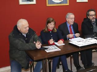 Φωτογραφία για Σύλλογος Αιτ/νων εργαζόμενων στα ΜΜΕ: Κοπή πίτας - νέο Διοικητικό Συμβούλιο