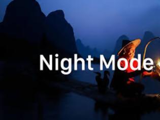 Φωτογραφία για Η Apple εξηγεί πώς μπορείτε να τραβήξετε φωτογραφίες με νυχτερινή λειτουργία