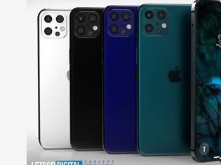 Φωτογραφία για iPhone 12:Η Apple σκοπεύει να αναπτύξει τη δική της μονάδα κεραίας