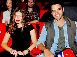 Φωτογραφία για Ξανά μαζί ο Ρένος Ρώτας με την Κλέλια Ανδριολάτου;