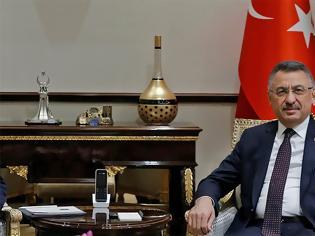 Φωτογραφία για Προκλητικός ο Τούρκος αντιπρόεδρος: Ήρθε η ώρα να ανοίξει η κλειστή περιοχή της Αμμοχώστου