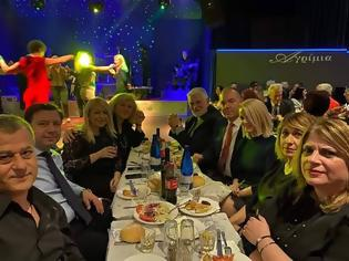 Φωτογραφία για Το γλέντησαν στον ετήσιο χορό της Ένωσης Αιτωλ/νων Αττικής Η ΦΛΟΓΑ στα ΑΓΡΙΜΙΑ - [ΦΩΤΟ]