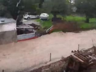 Φωτογραφία για Βούλιαξε η Ρόδος! Πλημμύρες και σοβαρά προβλήματα από τη σφοδρή βροχόπτωση