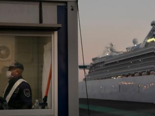 Φωτογραφία για Δύο Ελληνες στο «Diamond Princess» που βρίσκεται σε καραντίνα -Κικίλιας: Θα επαναπατριστούν