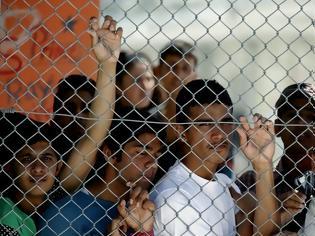 Φωτογραφία για Merkur: H Eλλάδα αισθάνεται εγκαταλελειμμένη στο θέμα του προσφυγικού