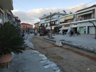 Φωτογραφία για ΒΟΝΙΤΣΑ: Μας τάξατε Πλατεία, όχι δρόμο!!!!