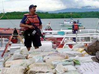 Φωτογραφία για Κόστα Ρίκα...Κατασχέθηκαν 5 τόνοι κοκαΐνης – Ποσότητα χωρίς προηγούμενο