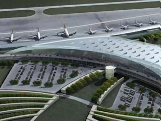 Φωτογραφία για Nέος Διεθνής Αερολιμένας στο Καστέλι – Τι περιλαμβάνει και σηματοδοτεί η κατασκευή