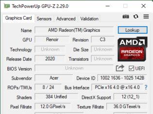 Φωτογραφία για ΣΠΑΕΙ ΟΛΑ ΤΑ ΡΕΚΟΡ Ο AMD Ryzen 5 4500U laptop