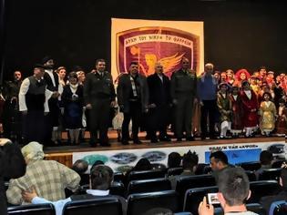 """Φωτογραφία για Σουφλί: Πετυχημένη η μουσικοχορευτική εκδήλωση της 50ης Ταξιαρχίας """"ΑΨΟΣ"""" (φωτορεπορτάζ)"""