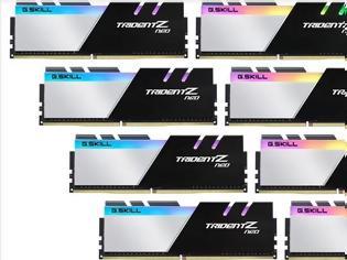 Φωτογραφία για 256GB Trident Z Neo DDR4-3600 kit για να τροφοδοτήσει το κτήνος, Threadripper 3990X