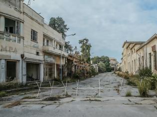 Φωτογραφία για Αμμόχωστος: H Daily Mail κάνει φωτογραφικό αφιέρωμα στην πόλη-φάντασμα