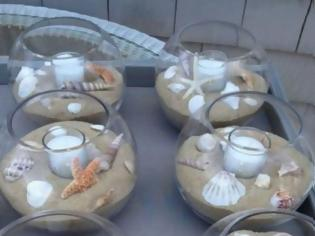 Φωτογραφία για ΚΑΤΑΣΚΕΥΕΣ - 25 DIY κατασκευές με γυάλινα βάζα που πρέπει οπωσδήποτε να δοκιμάσετε