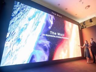 Φωτογραφία για Samsung QLED 8K SMART, The Wall και Flip 2 στην ISE 2020