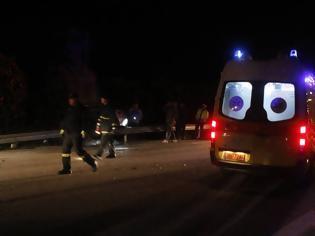 Φωτογραφία για Φρικτό τροχαίο : Τον παρέσυραν δύο αυτοκίνητα και άλλα εννέα πέρασαν από πάνω του