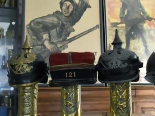 Φωτογραφία για Kράνος του 1915 προστατεύει... καλύτερα τους στρατιώτες