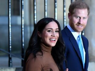 Φωτογραφία για Megxit: Η Ελισάβετ απαγορεύει στον Χάρι και τη Μέγκαν την χρήση του «Sussex Royal»
