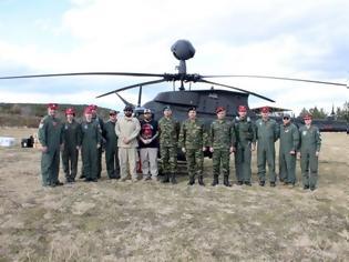 Φωτογραφία για Σείστηκε το Λιτόχωρο - Ομοβροντία πυρών από ελικόπτερα (φώτο)