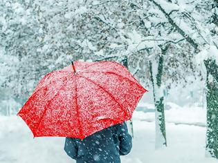 Φωτογραφία για Ερχονται βροχές, καταιγίδες και χιόνια ακόμη και στην Πάρνηθα