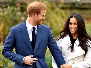 Φωτογραφία για Μπερδέματα για τον Χάρι και την Μέγκαν! Η Βασίλισσα τους «χαλάει» το brand name τους!