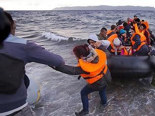 Φωτογραφία για Nέο κύμα προσφύγων και μεταναστών στις ελληνικές ακτές
