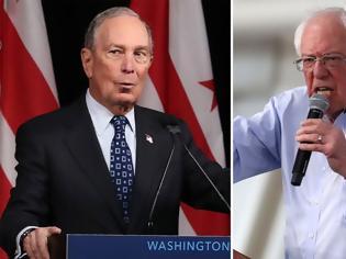 Φωτογραφία για Μπλούμπεργκ και Σάντερς δέχτηκαν τα «πυρά» των άλλων υποψηφίων στο ντιμπέιτ των Δημοκρατικών