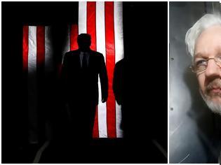 """Φωτογραφία για Αποκαλύψεις """"φωτιά""""! Ο Τραμπ προσέφερε χάρη στον Τζούλιαν Ασάνζ υπό έναν όρο!"""