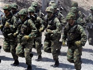Φωτογραφία για Νέο ασφαλιστικό: Να συμπεριληφθούν τα 5 επιπλέον έτη υπηρεσίας Στρατιωτικών σε μονάδες-υπηρεσίες (ΕΓΓΡΑΦΟ)