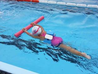 Φωτογραφία για Μαθήματα κολύμβησης σε μαθητές Δημοτικών της Ρόδου