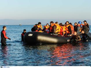 Φωτογραφία για Δωδεκάνησα: Δίχως τέλος οι αφίξεις προσφύγων και μεταναστών από τα τουρκικά παράλια!