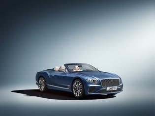 Φωτογραφία για Bentley Continental GT Mulliner Convertible