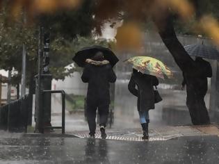 Φωτογραφία για «Βουτιά» της θερμοκρασίας - Έρχονται βροχές και χιόνια στην Αττική