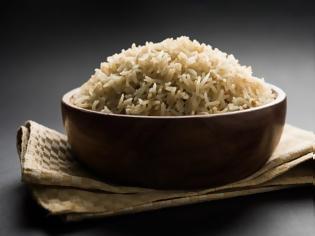 Φωτογραφία για Ο σωστός τρόπος για να βράσετε καστανό ρύζι