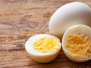 Φωτογραφία για Τα οφέλη από την καθημερινή κατανάλωση βραστού αυγού